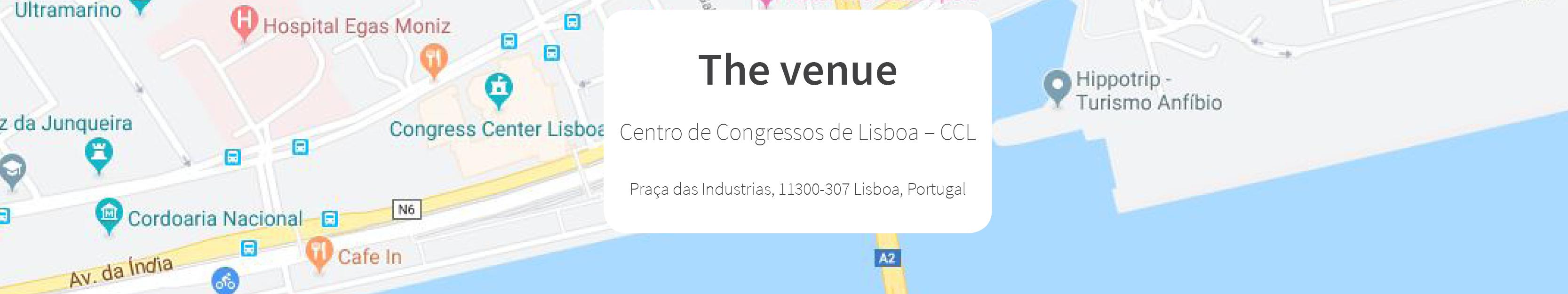 The venue Osstell Scientific Symposium EAO 2019